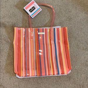 Clinique Beach Bag NWT